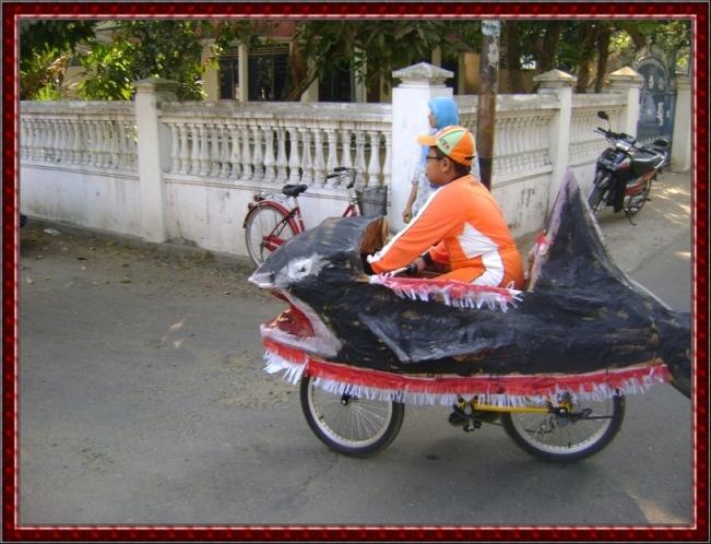 sepeda hias 09 mi islamiyah alwathaniyah