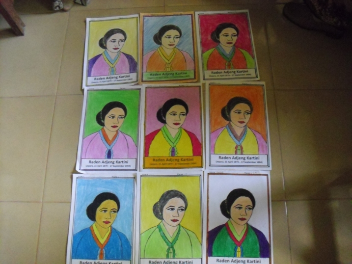 Peringati Hari Kartini Siswa Mii Alwathaniyah Lomba Masak Mi