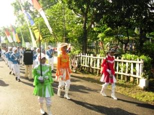 Mayoret Drum Band