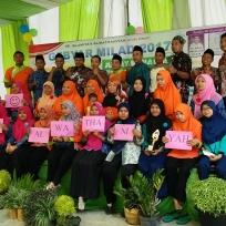 Persembahan dari Mahasiswa PPL Unipdu Jombang